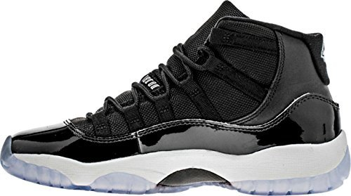 c44c090bcfe Nike Air Jordan 11 Retro Space Jam Grade School Big Youth Black Concord  White 378038-003 (6.5) - Buy Online in UAE. | Apparel Products in the UAE -  See ...