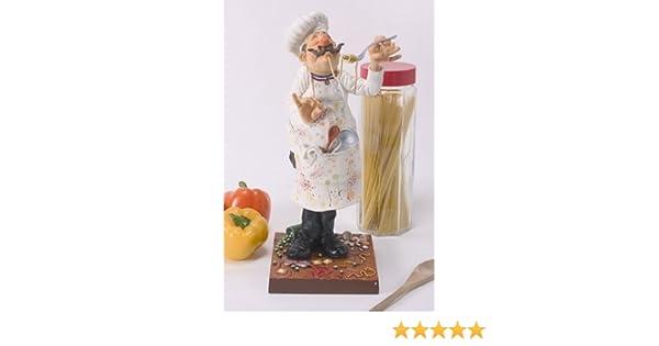 Multicolore Guillermo Forchino FO85500/Figurine Le Cuisinier R/ésine 35/x 15/x 41/CM