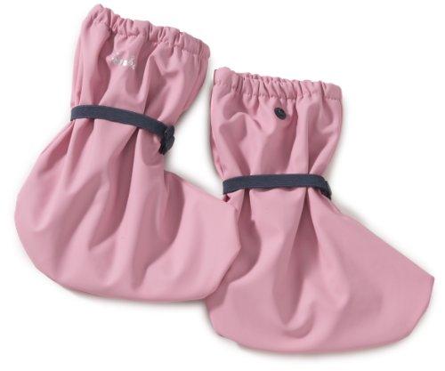 Playshoes Playshoes Regenfüßling / Regenfüßlinge mit Fleece-Futter , verschiedene Farben, Oeko-Tex Standar 408911 - Zapatos para bebé para niños Rosa (rosa 14)