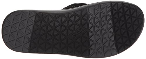 Teva - Men's Voya Flip - Brick Black - 7