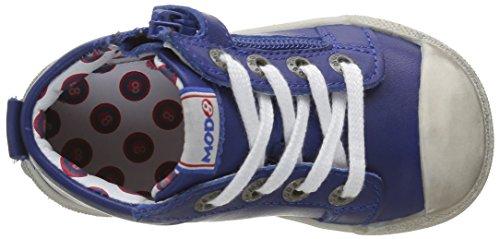 Mod8 Kolt - Zapatos de primeros pasos Bebé-Niñas Azul - azul