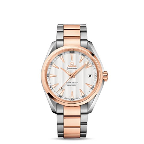 Omega-Aqua-Terra-Steel-Rose-Gold-Automatic-Mens-Watch-23120422102001