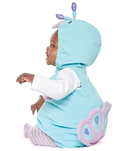 Carter's Baby Girls' Little Peacock Costume 9 (Peacock Girl Costumes)