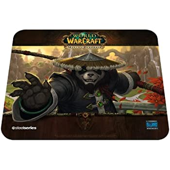 Amazon Com Steelseries World Of Warcraft Qck Gaming Mouse