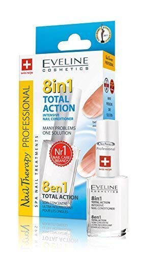 Eveline Cosmetics Total Action 8 In 1 Intensive Nail Treatment and Conditioner