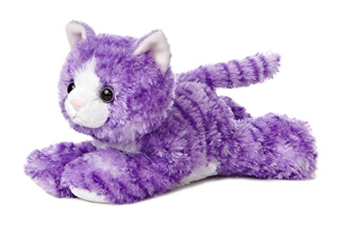 Aurora World Molly Cat Plush, Purple, 8""