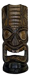 Tiki Mask Wall Decor