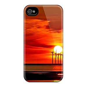 CaroleSignorile Bhm24779FWls Cases For Iphone 6 With Nice Summer Sunset Appearance