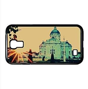 Sun Shine Watercolor style Cover Samsung Galaxy S4 I9500 Case (Others Watercolor style Cover Samsung Galaxy S4 I9500 Case)