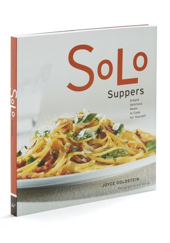 Solo Suppers ebook