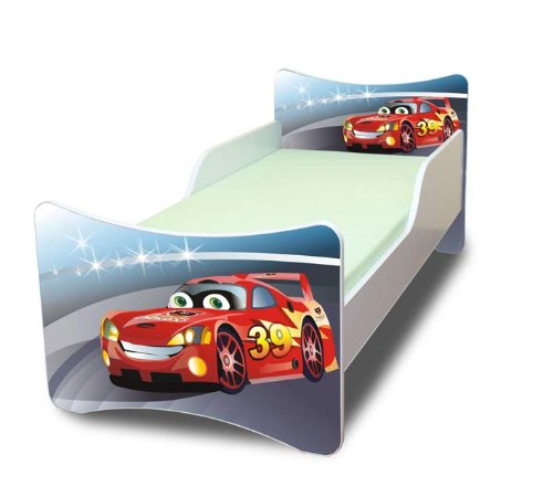 BEST FOR KIDS KINDERBETT 90x200 - CARS II