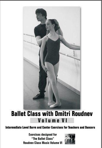 Ballet Class Intermediate Level with Dmitri ()