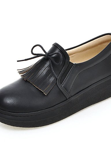 ZQ gyht Zapatos de mujer - Plataforma - Plataforma / Punta Redonda - Mocasines - Exterior