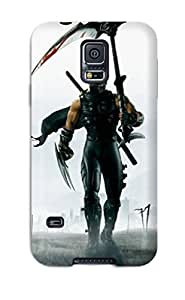 AnnDavidson SgryArR10029MzlsS Case Cover Galaxy S5 Protective Case Ninja Gaiden Sigma 2
