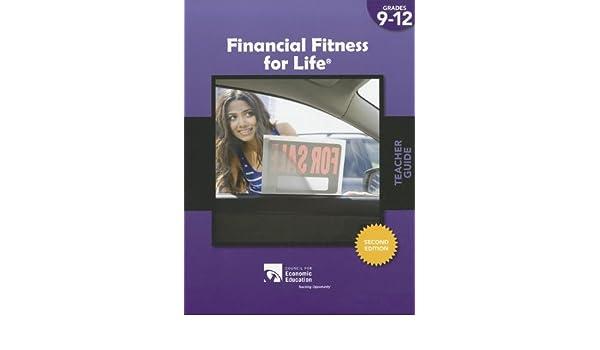 amazon com financial fitness for life teacher guide grades 9 12 rh amazon com Financial Fitness Signs Financial Fitness Games