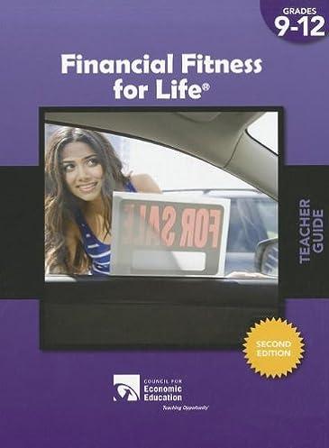 amazon com financial fitness for life teacher guide grades 9 12 rh amazon com Financial Fitness Signs financial fitness for life teacher guide 6-8