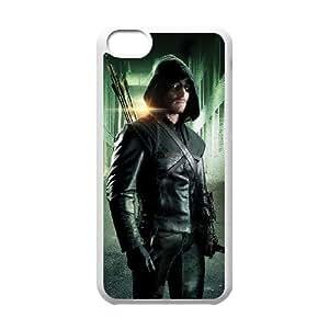 iPhone 5C Phone Case White Arrow UYUI6808363