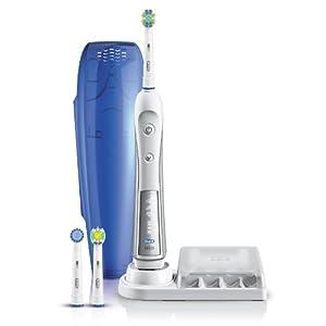41U%2Bh1sfNCL. SL500 AA300  [Amazon UK] Braun Oral B Triumph 4000 Zahnbürste + 4 Ersatzbürsten für nur 88,50€ inkl. Versand (Vergleich: 121€)