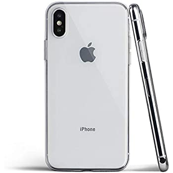 ca612762f totallee Clear iPhone Xs Case, Thin Cover Ultra Slim Minimal - for Apple  iPhone Xs (2018) (Transparent)