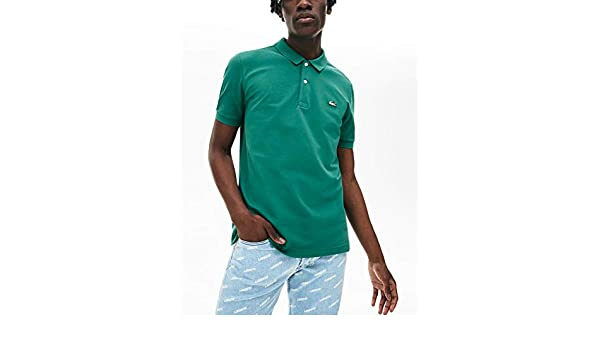 Lacoste Polo PH3655 Verde Hombre XL Verde: Amazon.es: Ropa y ...