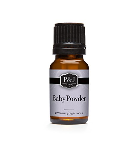 Scented Powder Scents (Baby Powder Fragrance Oil - Premium Grade Scented Oil - 2pk of 10ml)