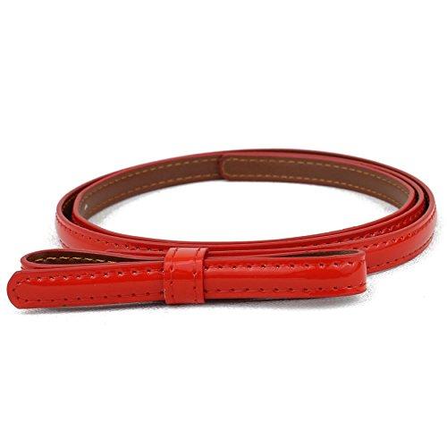 Dressy Leather Fashion Belt - 3