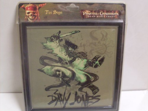 Disney Pirates Of The Caribbean Dead Man's Chest
