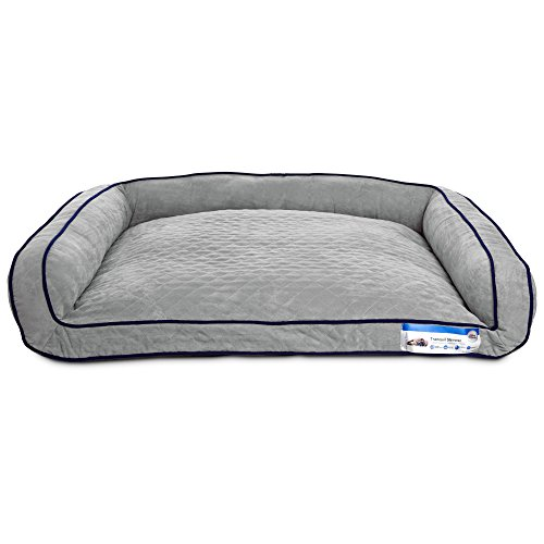 (Petco Tranquil Sleeper Memory Foam Dog Bed - 48