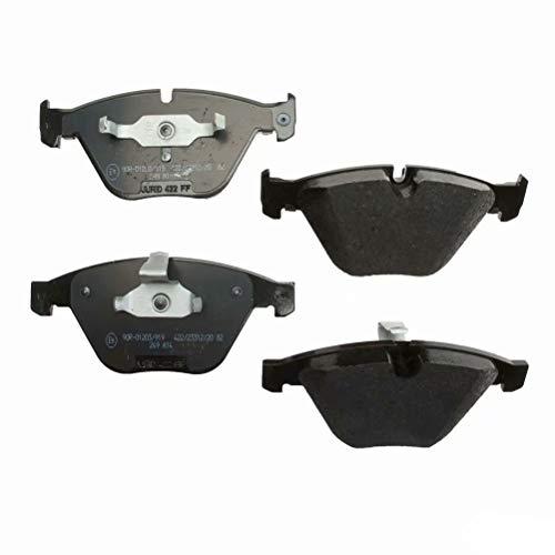 Front Rear Brake Pad Set brake lining brake block 34216862202 34116794915 For BMW E65 E66 730Li 735Li 740Li 745Li 750Li 760Li 730i 735i 740i