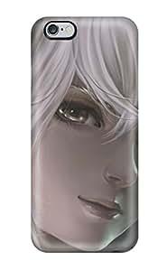 Best 1160832K315850569 original shortartwork whiteabstract art Anime Pop Culture Hard Plastic iPhone 6 Plus cases