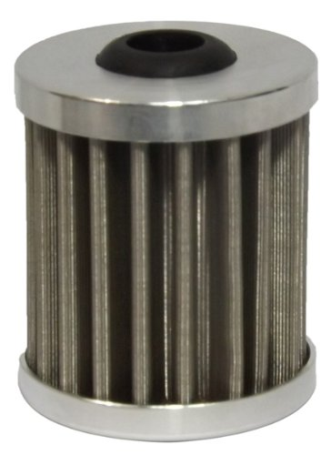 PC Racing PC157 Flo Stainless Steel Reusable Oil Filter