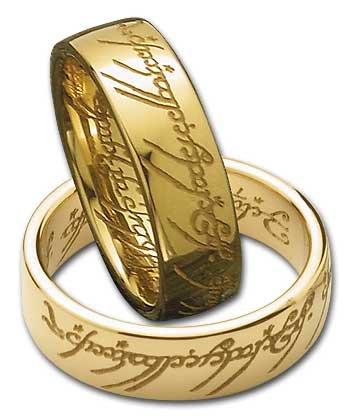 Ring Aus Herr Der Ringe Gold Hylen Maddawards Com