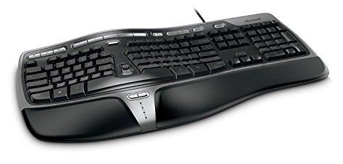 (Microsoft Natural Ergo Keypad 4000 Win32 USB Port English Canada Hdwr CD(B2M-00013))