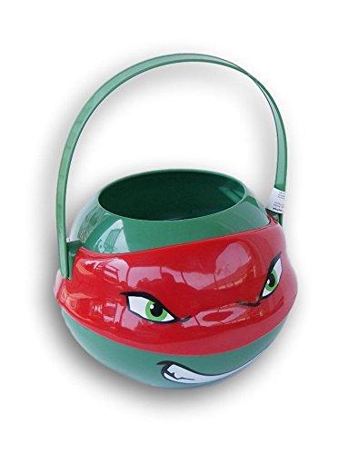 Teenage Mutant Ninja Turtles Easter Basket Halloween Bucket (Raphael)]()