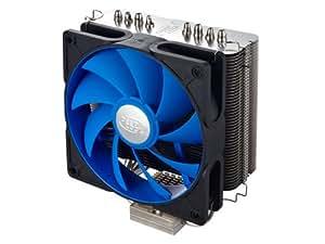 Logisys Corp. MC4001IM Ice Matrix 400 Cooling - Black/Blue