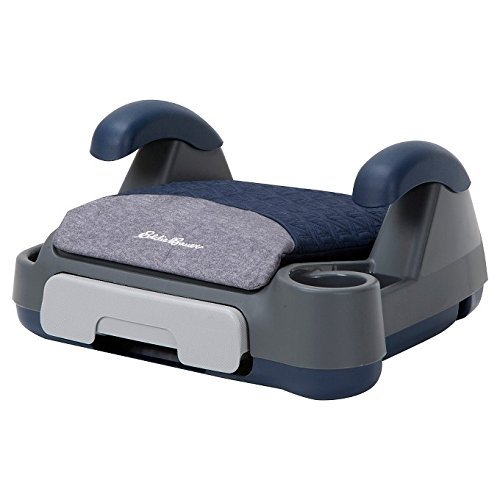 Eddie Bauer No Back Booster w/ Cup Holder and Drawer Stor...