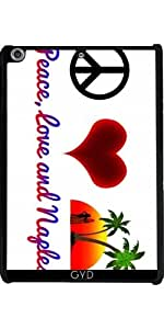 Funda para Apple Ipad Mini Retina 2/3 - La Paz, El Amor Y Naples, Florida by loki1982