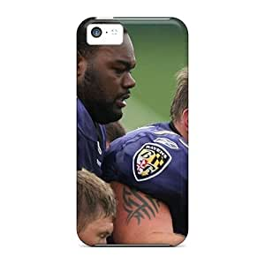 Awesome Cases Covers/iphone 5c Defender Cases Covers(baltimore Ravens)