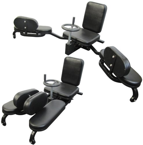 Valor Fitness CA-27 Leg Stretch Machine by Valor Fitness
