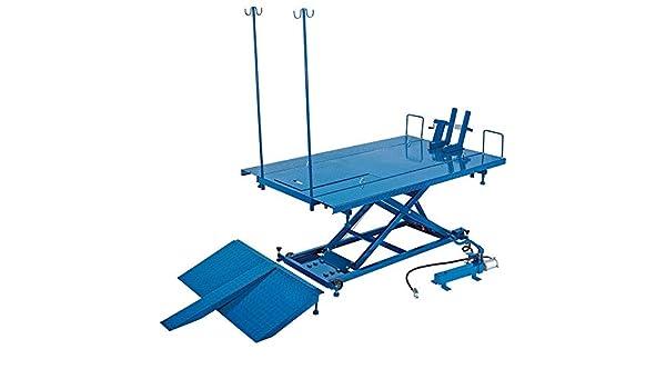 Draper 37190 - Elevador neumático o hidráulico para maquinaria de jardín (680 kg): Amazon.es: Bricolaje y herramientas