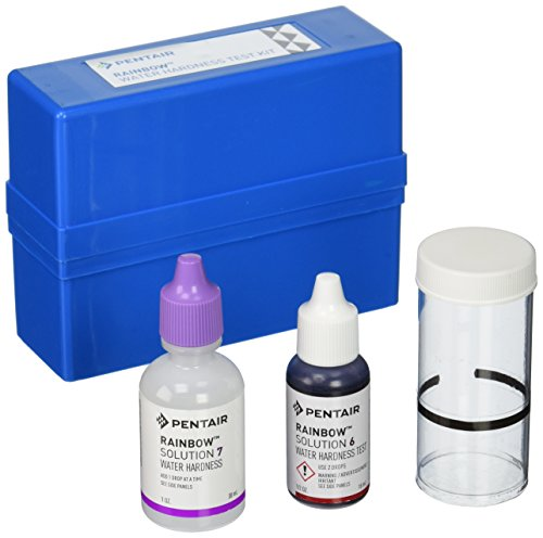 Pentair R151276 1200 Total Water Hardness Test Kit