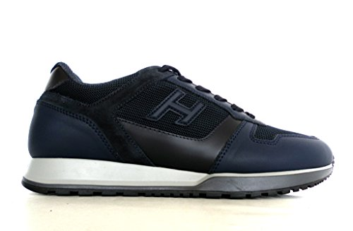 Hogan , Herren Sneaker Blau blau