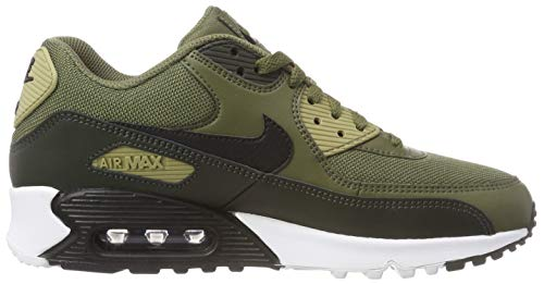 Max Black Sequoia Olive Olive Uomo Ginnastica Medium 201 Air 90 da Scarpe Multicolore NIKE Neutral Essential 5SFT7P6q