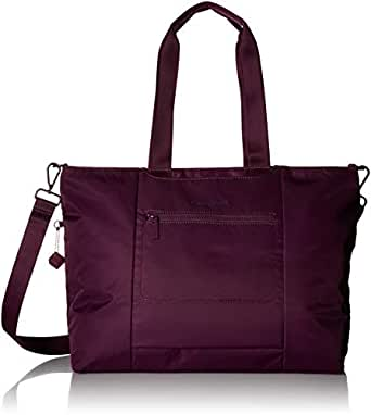 Hedgren Swing Large Tote, Removable Shoulder Strap, Rfid, Large, Purple Passion (purple) - HITC05/091-01