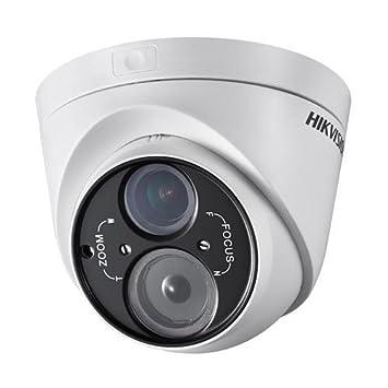 Telecamera Minidome Turbo HD HIKVISION DS-2CE56D5T-VFIT3: Amazon.es: Bricolaje y herramientas