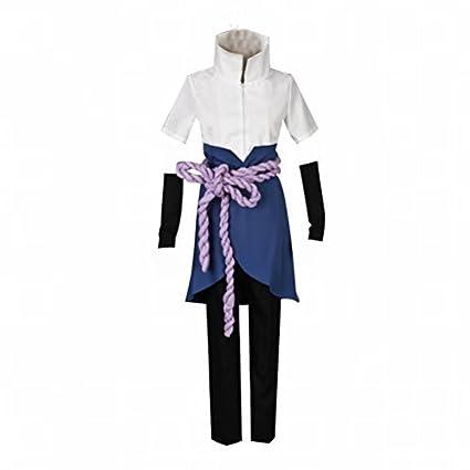 Anime peluca traje de cosplay diseño de sasuke de Naruto ...
