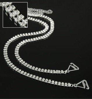 Bra Boutique - Tirantes para sujetador, diseño de diamante: Amazon.es: Juguetes y juegos