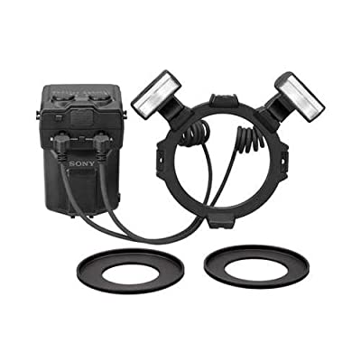 Sony Alpha HVL-MT24AM Macro Twin Flash Kit by Sony