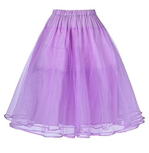 Good Petticoat Net Underskirt Costume Accessory BP229-8 (Cancan Dance Costumes)
