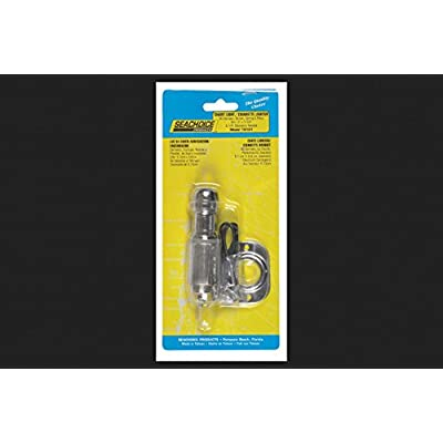 Seachoice Chartlighter Set 12 V 1-1/2 In. L X 2 In. Stainless Steel Socket: Automotive